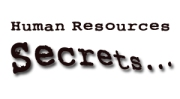 Human Resources Secrets