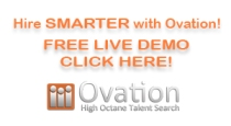 Human Resources: Free live ovation demo