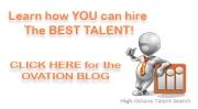 Resume/ovation tech blog