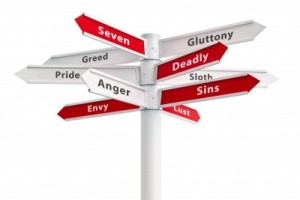 7 Deadly Sins Human Resources